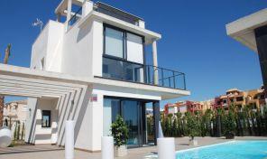 New Villa in Castalla.     Ref:0039