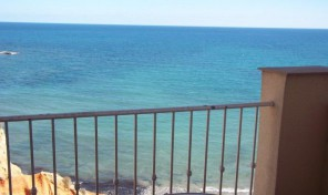Sea View Apartment in  Campoamor.   Ref:ks0111
