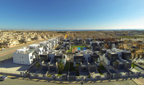 New Town House in Orihuela Costa.    Ref:0044