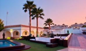 Lux Villa in Orihuela Costa.     Ref:ks0103