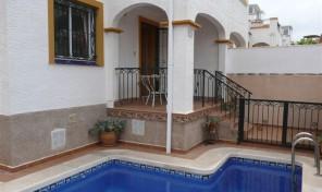 Quad with Private Pool in Orihuela Costa.  Ref:ks0339