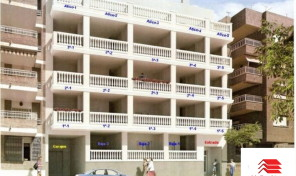 250 m from Beach New Apartments in Torrevieja.  Ref:ks0474