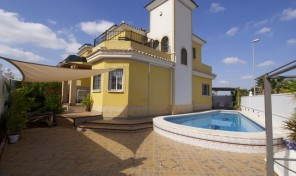 Detached Villa in Algorfa.  Ref:ks0587
