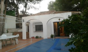 Villa with Private Pool in Los Balcones.  Ref:ks0602
