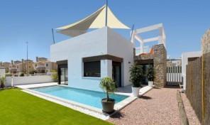 Modern Villas in Cabo Roig.  Ref:0028
