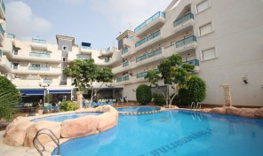 Apartment with Pool View in Cabo Roig Strip.  Ref:ks0622