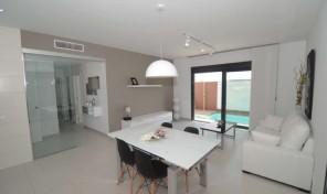 Modern Single Storey Villa in Campoamor.  Ref:ks0698