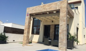 New Detached Villa with Private Pool in Quesada. Ref:ks0660
