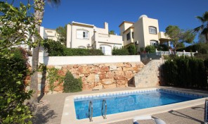 Detached Villa in Las Ramblas.  Ref:ks0674