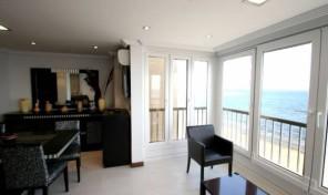 Spectacular Luxury  1-st Line Apartment in Torrevieja.  Ref:ks0798
