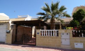 4 Bedroom Town House in Quesada.  Ref:ks0869