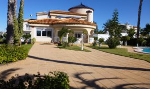 Luxury Detached Villa in Playa Flamenca.  Ref:ks0935