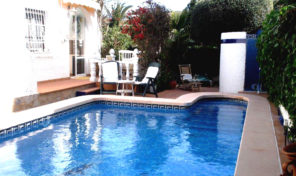 Detached Villa with Private Pool in Villamartin Golf.  Ref:ks0962