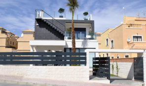 New Detached Villas with Private Pools in Villamartin. Ref:ks0977