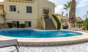 Large Luxury Villa next to Campoamor Golf.  Ref:ks0951