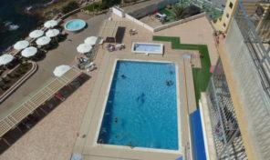 Frontline Penthouse in Playa Del Cura, Torrevieja.  Ref:ks0973