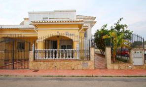Detached Villa with Lovely Under Build in Torrevieja.  Ref:ks1021