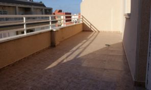 Penthouse near beach in Torrevieja.  Ref:ks1066