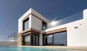 Modern Luxury Detached Villas in Algorfa.  Ref:ks1071