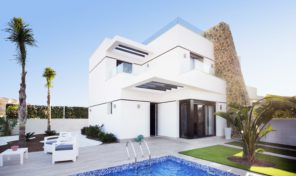 NEW! Luxury Semi-Detached Villas in Villamartin.   Ref:ks1048
