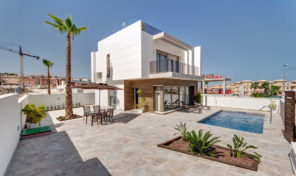 Luxury Detached Villa with Private Pool in Villamartin.  Ref:ks1076