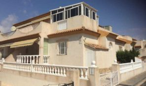 Corner Plot Quad House in Playa Flamenca.  Ref:ks1099