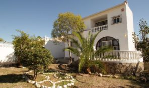 4 Bedrooms Detached Villa with large Plot in Torrevieja. Ref:ks1111