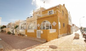SOLD! Large Townhouse in Torrevieja.  Ref:ks1125