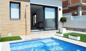 NEW Modern Semi-Detached Villas in Pilar de la Horadada.  Ref:ks1129