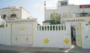 3 Bedroom Quad House in Entre Naranjos.  Ref:ks1118
