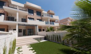 New Luxury Ground Floor Bungalows in La Zenia.  Ref:ks1131