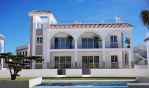 New Luxury Bungalows with Large Garden in Quesada.  Ref:ks1132