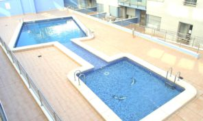 Next to the Beach modern Apartment in Torrevieja.  Ref:ks1113