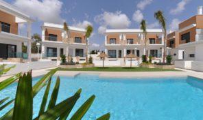New Semi-Detached Villas in Quesada.  Ref:ks1137