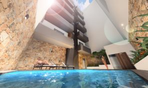 NEW Apartments heart of the City Torrevieja. Ref:ks1167