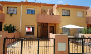 LOCATION! BEACHSIDE Townhouse in Cabo Roig. Ref:ks1160
