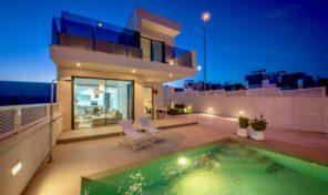 New 4 Bedrooms Villas with Sea Views.  Ref:ks1189