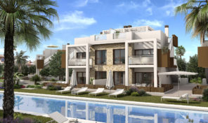 New Lux 3 Bedroom Bungalows in Los Balcones.  Ref:ks1221