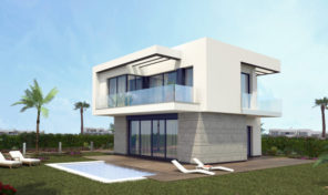 Modern New Villas with Pool in Vistabella Golf.  Ref:ks1213