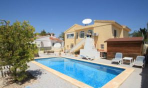 Large Villa with Private Pool in Quesada.  Ref:ks1238