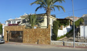 REDUCED!500m2 Plot! Villa in Los Balcones.  Ref:ks1240
