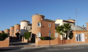 Detached Villa in Playa Flamenca.  Ref:ks1262