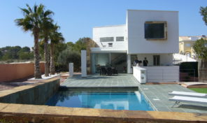Modern Large Lux Villa with Pool in Villamartin.   Ref:ks1260