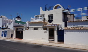 SOLD! Refurbished! 4 Bedrooms Quad House in Torrevieja.  Ref:ks1266