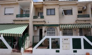 Cozy South Facing Townhouse in La Marina. Ref:ks1277