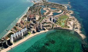 New Luxury Tower Apartments in La Manga.  Ref:ks1304