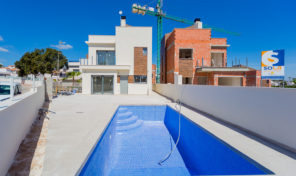 New Modern Villas with Private Pool in Villamartin.   Ref:ks1030