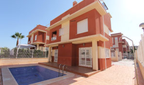 OFFER! DETACHED VILLA with PRIVATE POOL in CABO ROIG. Ref:ks1295