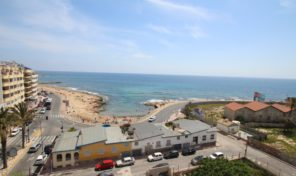 Lovely Sea Views Apartment in beachside Torrevieja.  Ref:ks1292