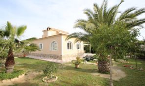 Detached Villa with Very Large Plot in La Zenia.  Ref:ks1359
